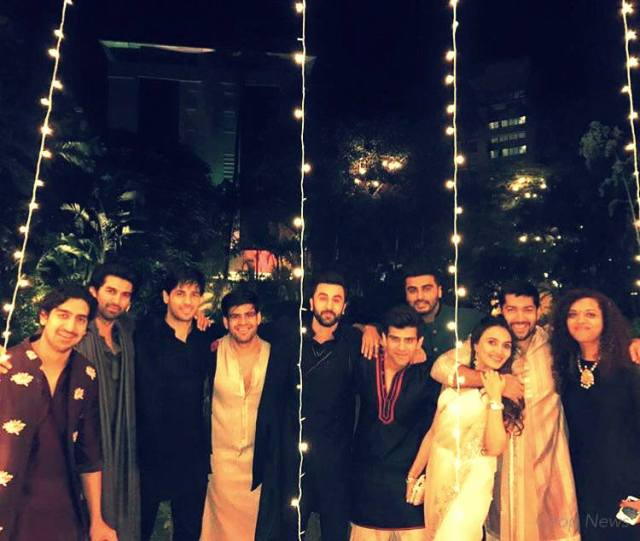 Happy Deepavali Pictures of Bollywood