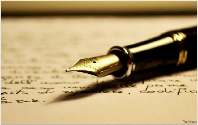 Learning from Mistakes in Writing Scientific Paper