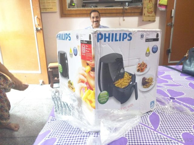 Philips Viva Collection HD9220 Air Fryer with Rapid Air Technology Review