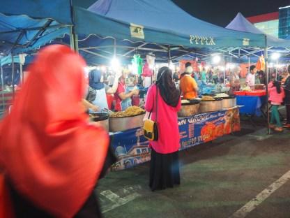 Kuantan night market