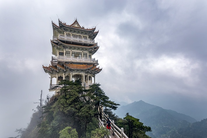 Nanling National Forest Park Tower