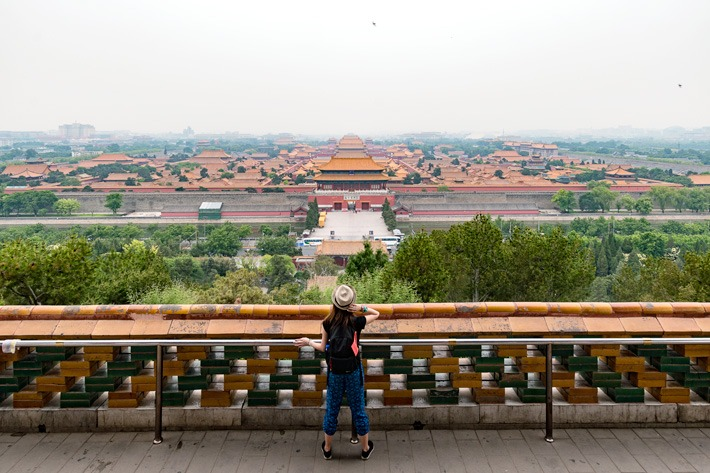 Jingshan Park: The Best View of Forbidden City