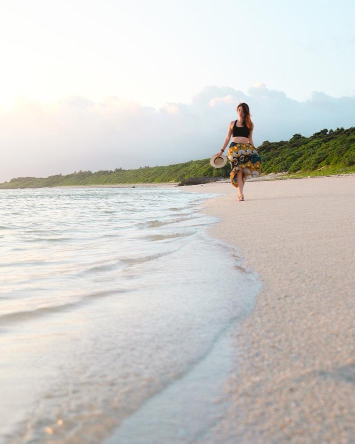 Ishigaki beach