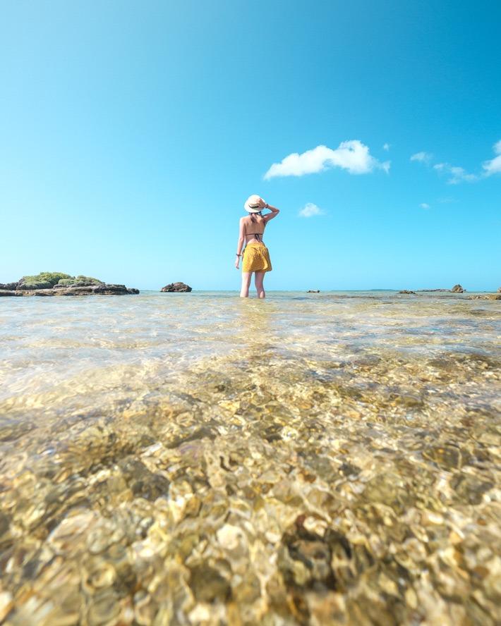 Star Sand Beach