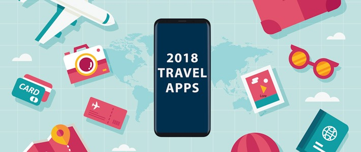 Best free travel apps of 2018