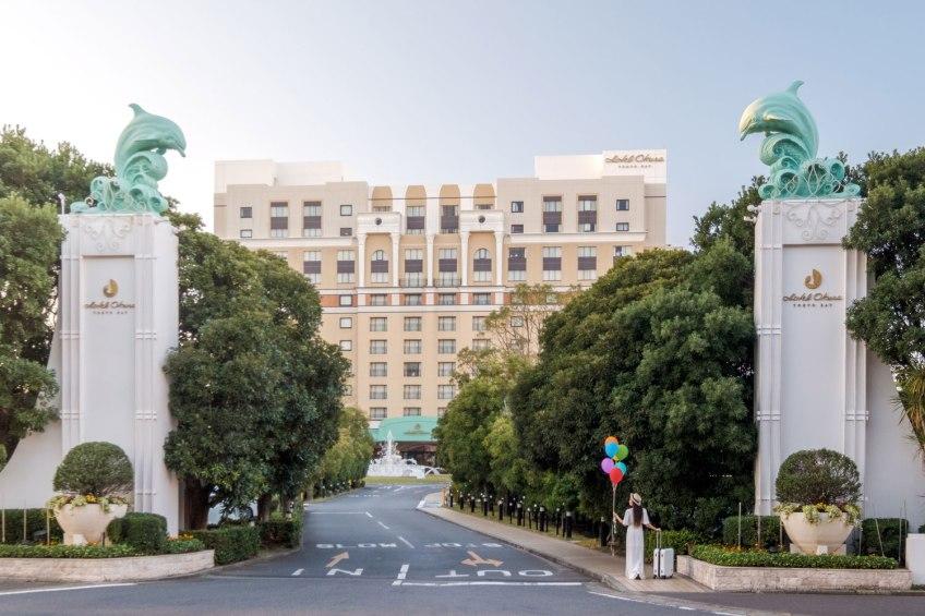 Hotel Okura Tokyo Bay Exterior
