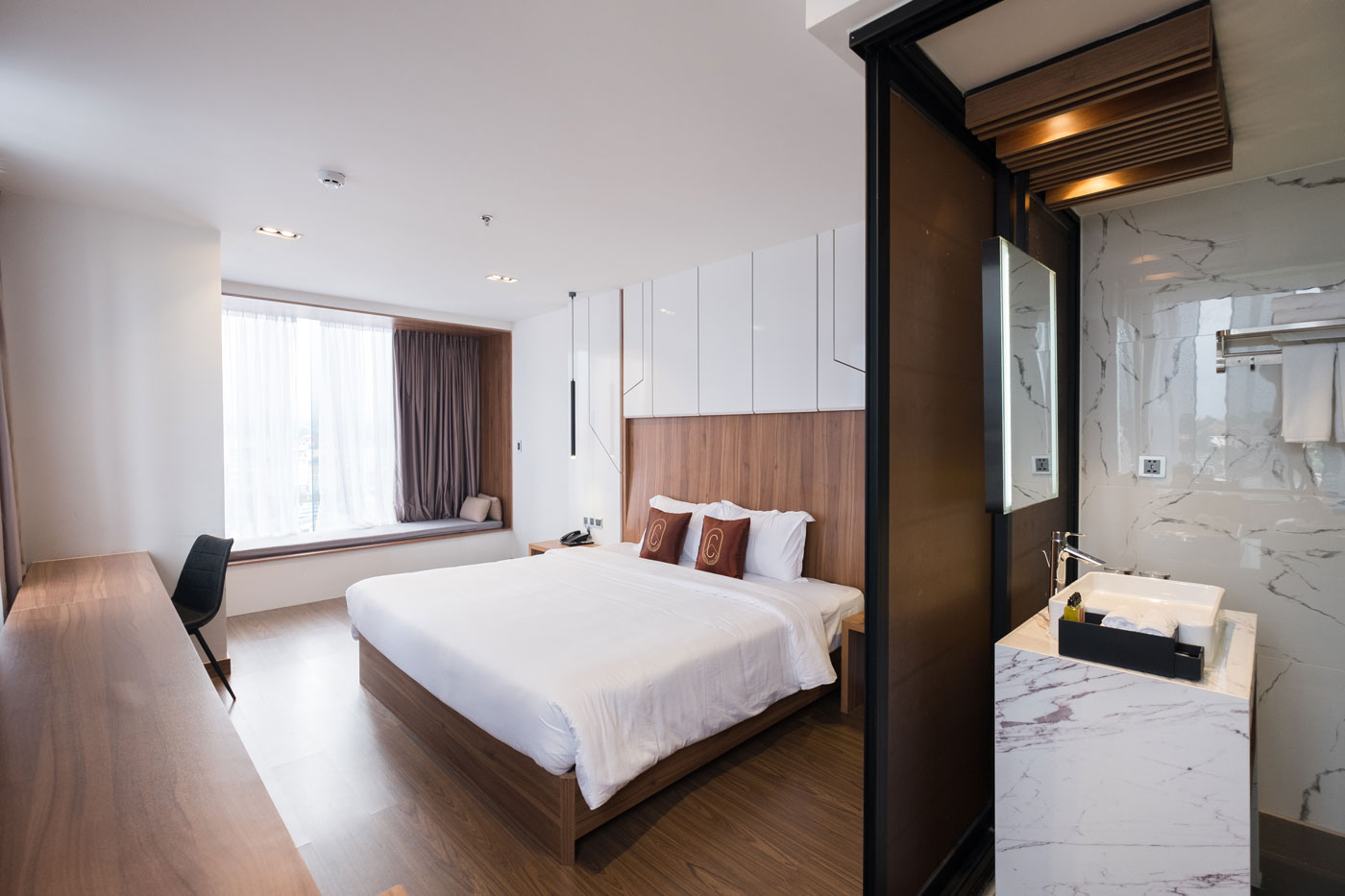 Deluxe Double Room at Hotel Colline