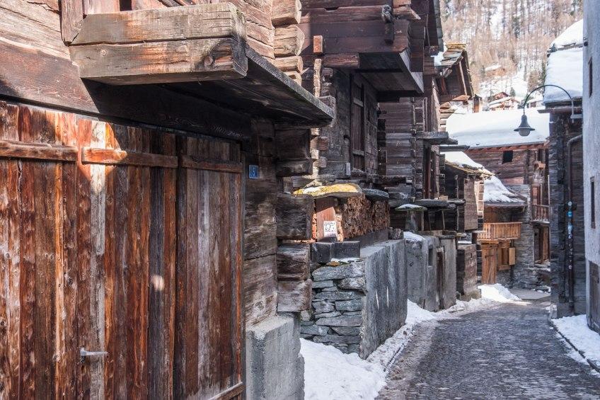 Zermatt for non-skiers: Zermatt Village