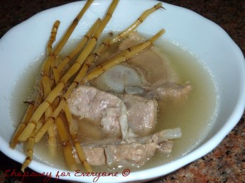 Spare Rib Cogon Grass Soup - http://wp.me/p7MDe6-1P