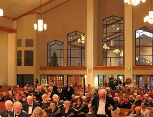 Choral Arts Society at St. Thomas Waterford
