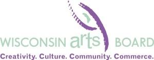 Wisconsin Arts Board logo
