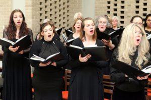 Choral Arts Society concert