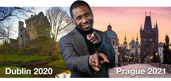 KIconcerts Dublin 2020 and Prague 2021 choir festivals with Rollo Dilworth