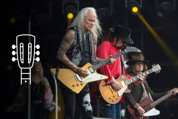 """Learning how to play """"sweet home alabama"""" by lynyrd skynyrd on guitar is a dream acoustic guitar song for many aspiring guitar players. Sweet Home Alabama Guitar Chords Tabs And Lyrics Blog Chordify Tune Into Chords"""