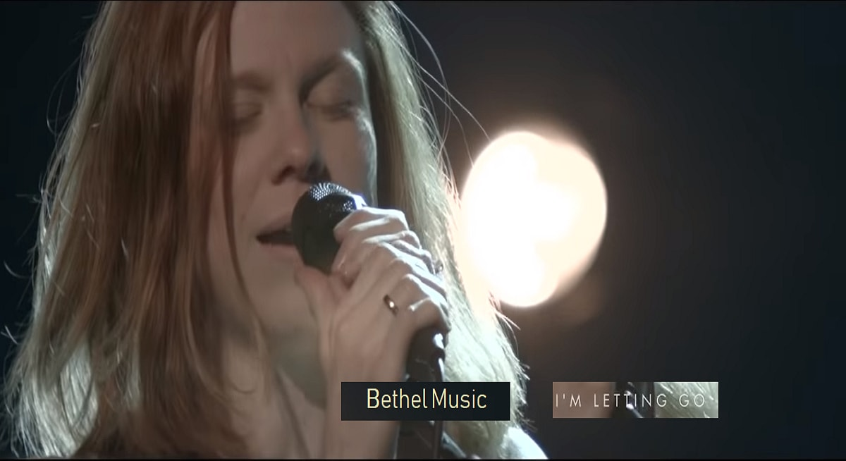 Letting Go Chords By Bethel Music