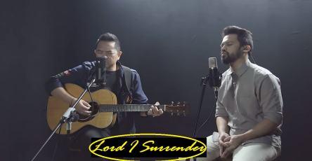 Chords Lord I Surrender