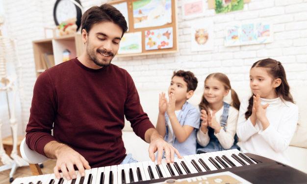 Kids musical intrument