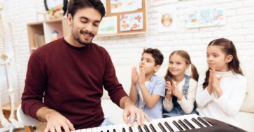 Kids musical intrument