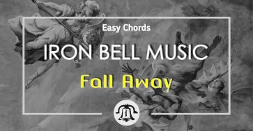 fall away-easy chords