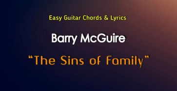 The Sins of Family_Barry Mcguire