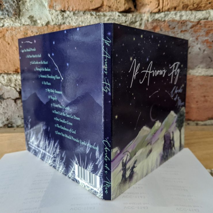 If Arrows Fly CD Spine