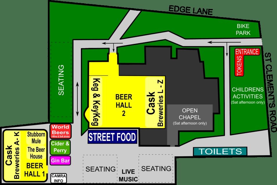 Site Plan 2019