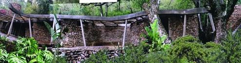 Lilani Hot Springs Resort. Choromanski Architects