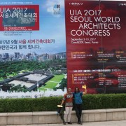 UIA 2017 Seoul World Architects Congress. Choromanski Architects