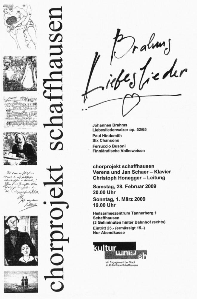 20090228 Brahms Liebeslieder Flyer