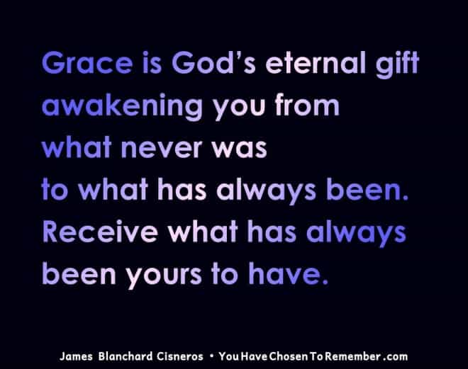 Inspirational Quote about God by James Blanchard Cisneros, author of spiritual self help books.