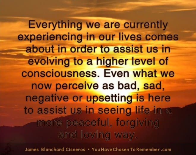 Inspirational Quotes about Overcoming Challenges by James Blanchard Cisneros, author of spiritual self help books.