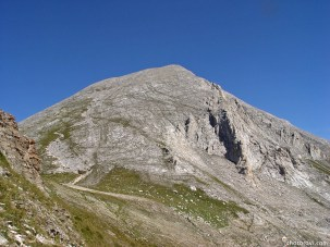 2. Пирин – връх Вихрен (2914 м.)