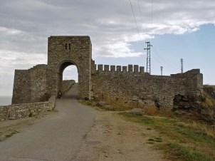 """24а. нос Калиакра-археологически резерват """"Калиакра"""""""