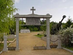 53. гр. Тутракан – Военна гробница
