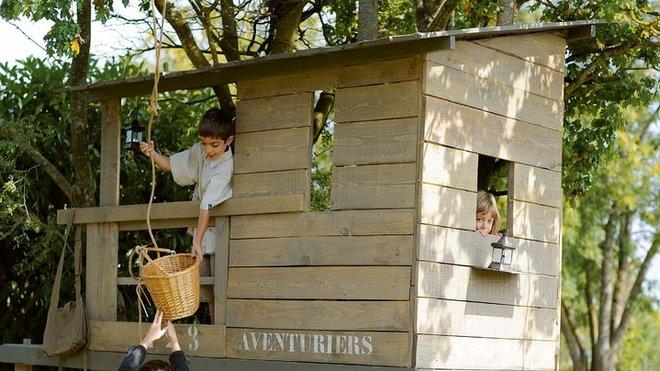 Cabane Enfantfaire Soi Mmejeux Enfant Choupinet