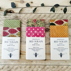 Beeswax wrap - maxi 2 pack