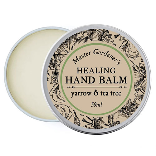 Hand balm yarrow and Tea tree from Literary lip balm 50ml