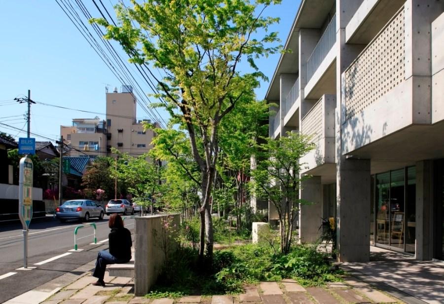 Keyaki Garden Exterior