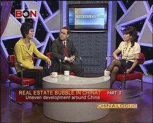 BON TV: Real Estate Bubble in China?   Patrick Chovanec