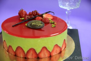 Read more about the article Le fraisier