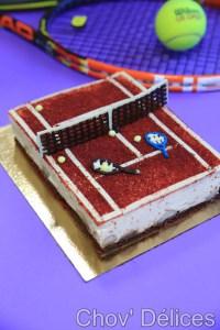 Gâteau Rolland Garros