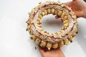 Paris-Brest ultra gourmand