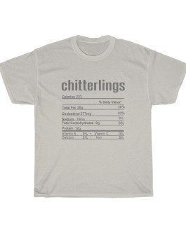 Chitterlings – Nutritional Facts Unisex Heavy Cotton Tee