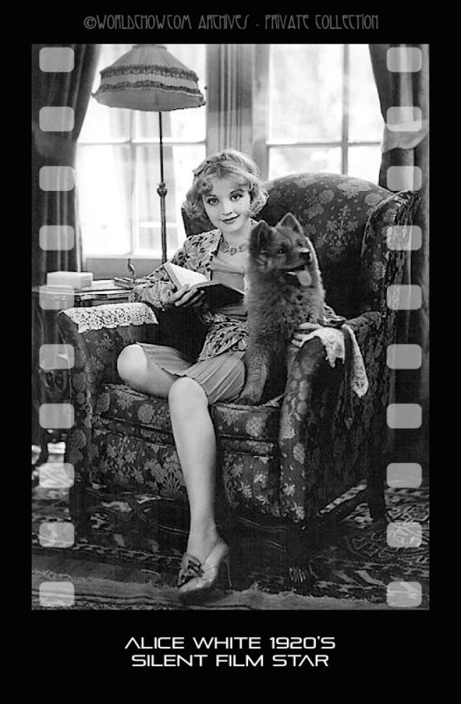 Alice White Actress - Version 2 (1)