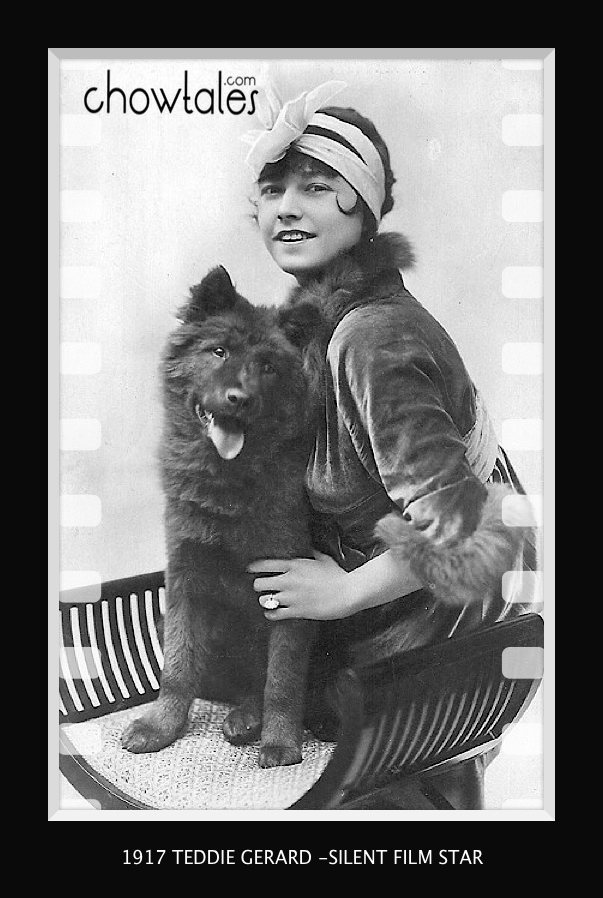 1917 Miss Teddie Gerard