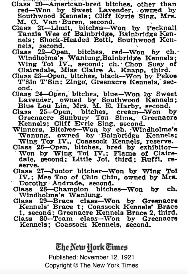 E-1921 WAn Lung Wins National