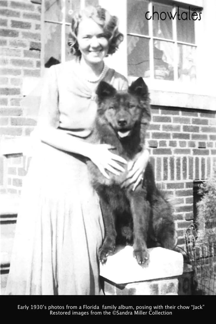 Ellen and Jack 1932