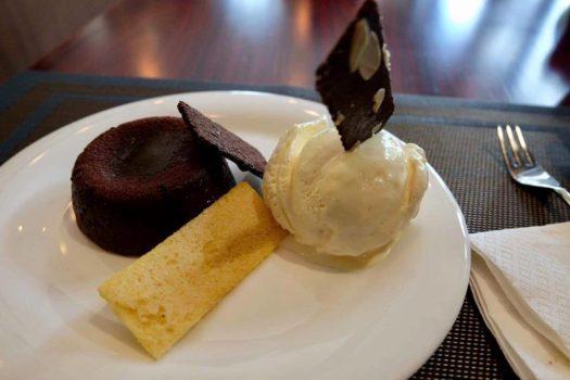 Bacchus&Co Chocolate Lava Cake