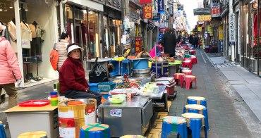 釜山必訪 國際市場 日治時代至今貨物集散地 国际市场 국제시장 札嘎其市場