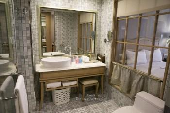 經濟實惠國旅選擇 新莊翰品酒店 住宿加品花苑 洗衣烘衣貴賓室家庭三溫暖包場免費